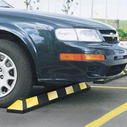 резиновые колёсоотбойники