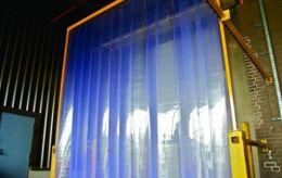 пластиковые полосовые завесы