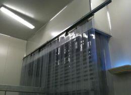 Завеса ПВХ для холодильной камеры