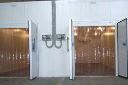 пвх завесы для холодильных (морозильных) камер
