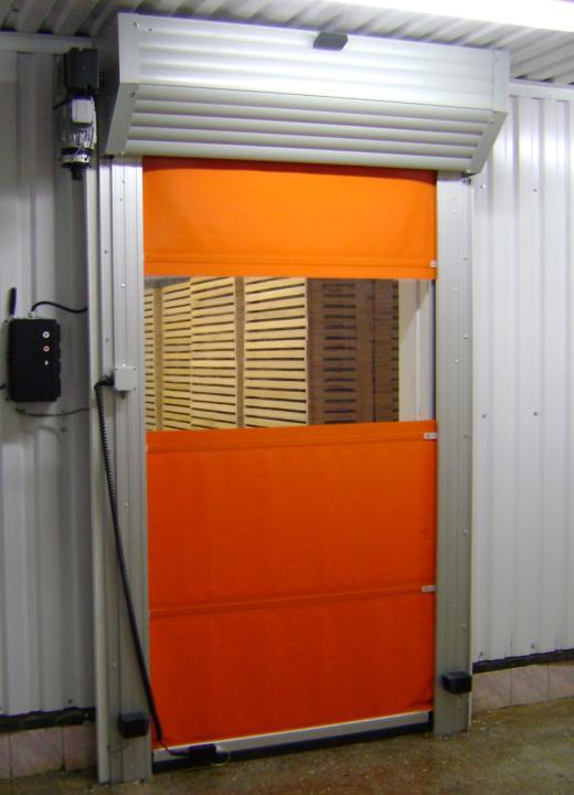 Окно для автоматических ворот